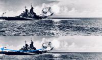 知らないかた多いんですかね? アイオワ級の艦尾が僅かに迫り上がっている事を。 ビジュアル的にもかなり重要なのに。  以下参照 ↓ http://shipbucket.com/forums/viewtopic.php?t=5410