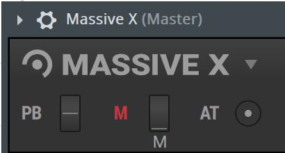 fl studio, massive x についての質問です。 massive x のmod(画像真ん中の赤いやつ)を操作できるオートメーションクリップはどうやって作れますか? 他のプラグインと...