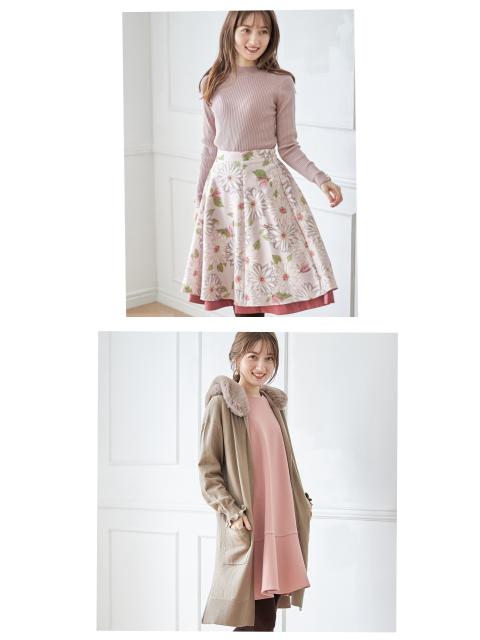 この服、どっちの方がいいですか? どっちも可愛いから、迷ってて。 お礼100枚。