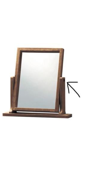 卓上ミラーを作ろうと思うんですが角度調節する部分はどんな金具を使用すればいいのでしょうか? よろしくお願いします。