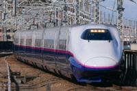 E2系の引退は近いの? 東北新幹線でE2系が見られるのもあと数年くらいかな?