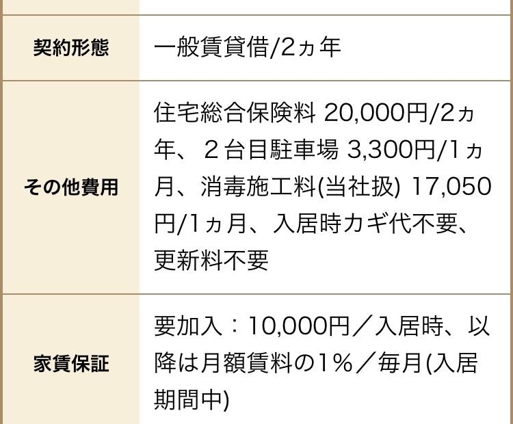 賃貸物件について 今家を探していて気になっている所があるのですが消毒施工料17050円(1ヶ月)とあります… これは毎月とゆう意味ですか?毎月消毒するのですか?