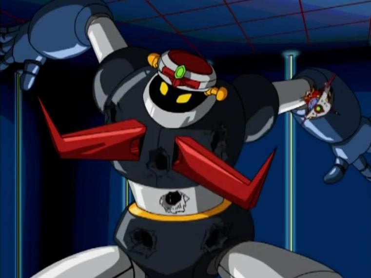 「星のカービィ」のリョウリガーZと「ソニックX」のE-18、マジンガーZのパロディ的ロボットの中でどっちが印象深いでしょうか。
