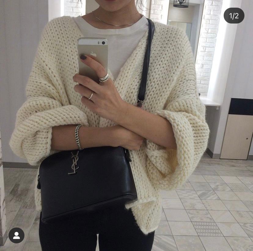 イヴ・サンローランのこのバッグの種類、名前が わかる方いますか?