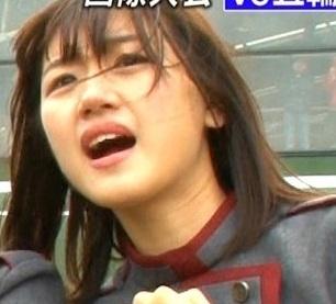 みーぱんクイズPart23 画像は、日向坂46のみーぱんこと佐々木美玲ですが さて、何故こんな表情をしているのでしょうか? 正解者には500枚(゜∀゜)