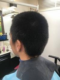 床屋でこういう坊主の伸びかけみたいな髪型にして下さいと言ったらやって貰えますか?