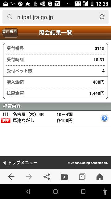 園田8レース 8―6.7.10 なにかいますか?