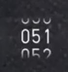 ゼンリーのWhat's up撮った時のこの左下の数字はなんですか?