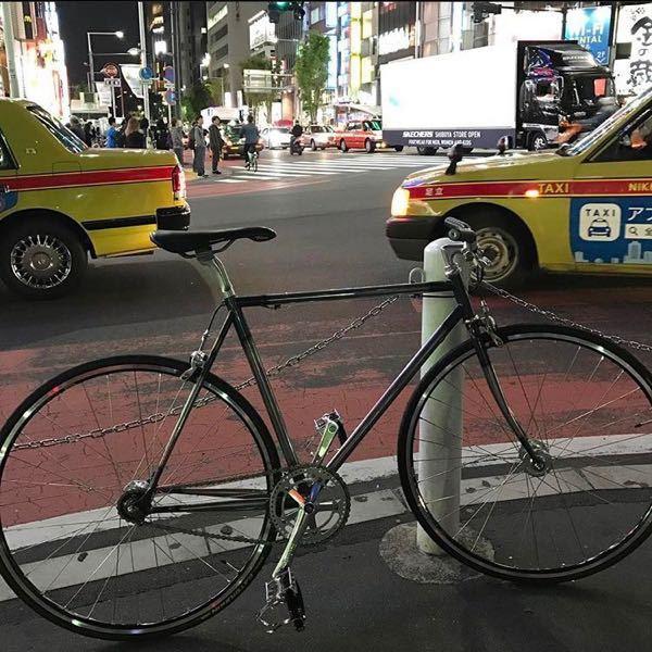 この自転車何か分かる方いますか? クロスバイク ロードバイク チャリ サイクリング