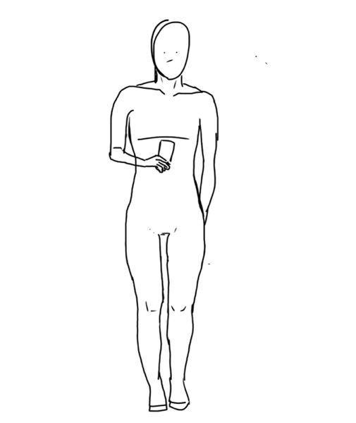わかりにくい画像で申し訳ないです、、152cm46〜8kg コロナ禍で自粛期間に1度断食をして40まで落としたのですが、見事にリバウンドしてしまい、やはり断食は良くないなと思いちょっとした食事制限や筋トレなどを中心 にして頑張っていきたいと思い、まずは骨格を知らないとなと思っていた所なのですが、自分の体型をあまり把握出来ていなくて、画像からわかる限りでいいので骨格を教えていただきたいです。自分的にはストレートなのかなと思っているのですが、ナチュラルにも当てはまりますし、正直よくわかってません。皆さんは 骨格ストレート骨格ナチュラル骨格ウェーブどれにいてはまると思いますか??画像だけじゃわかりにくいと思いますが、見た感じどう見えますかね、?? 骨格診断