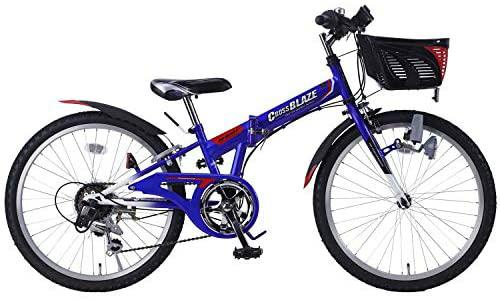 折畳自転車の折畳方を教えてください 車種はマイパラス、MTB22 です 宜しくお願いします