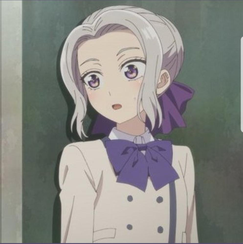 アニメに関する質問 このお姉さんは誰ですか?