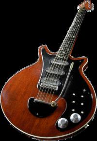 【Red Special】ボディー・トップの「木目」に関して… ----------------------------------------------------------------------------- 40代男性。  ブライアン・メイのギターが好きです。 レッドスペシャルに関して調べることがライフワークになりつつあります。  ブライアン少年がギターを製作する時、どのような工...