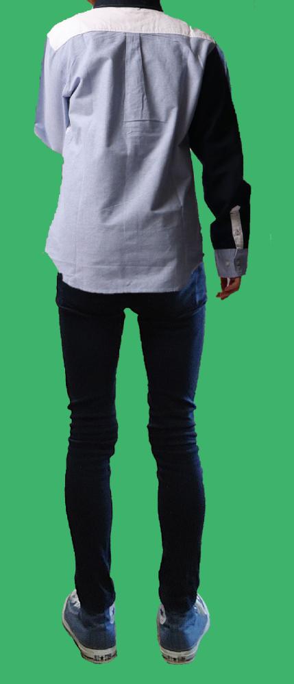 このシャツは短いですか?