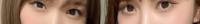 坂道パーツクイズ其の505 画像の現役または元坂道メンバーは  左右それぞれ誰と誰でしょう?
