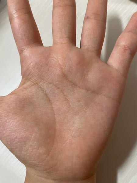 どなたか、手相占いやってくれる方はいませんか? 今気になってる人とどうなるのか、これからどうすればいいのか、迷っています。左手の写真です。 よろしくお願いします ♀️