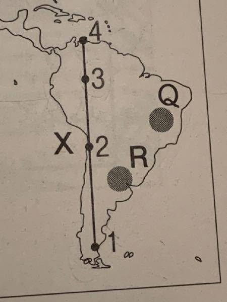 図のXの4地点では、ラトソルが分布すると解説にあったのですが、ここは砂漠のBS気候じゃないんですか?