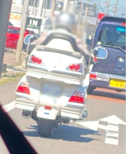 たまたま見つけたのですがこのバイクの車種はなんですか? ホンダのバイクです。