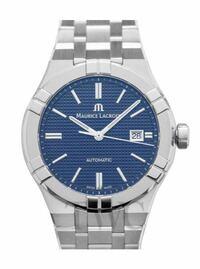 かの有名なブランドの時計に似ていませんか。 ケースもブレスもデザインは頭打ちでしょうか。 これもまずまず良いブランドなのでしょうか。