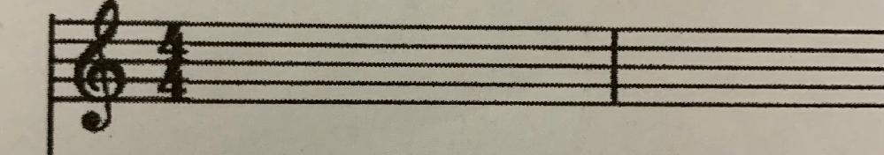 楽譜の描き方について質問です。 ト音記号の4分の4拍子の楽譜を書いています。 GarageBandというアプリで音を入れて曲を作っていたのですが、C3、C4などさまざまのC(ド)があり、どのCをどこへ持っていけば良いのか分かりません。 C3はこの写真のどこにいれるべきですか?