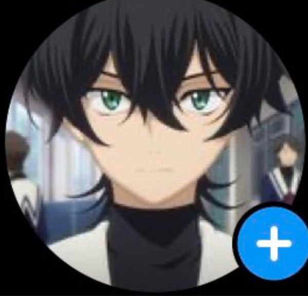 このアニメのキャラクターの名前とアニメ教えてください