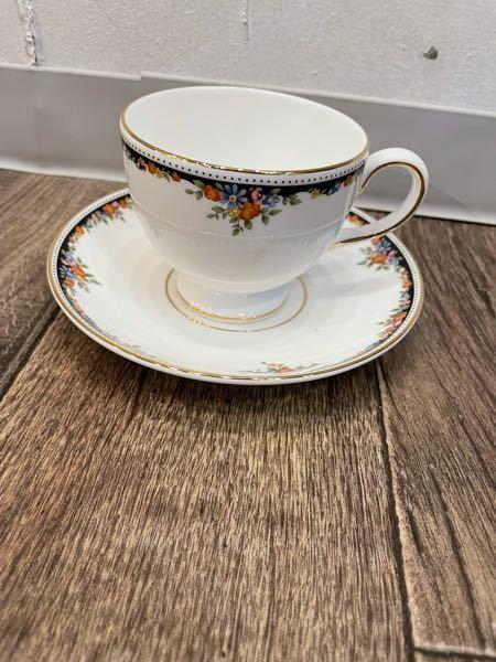 このウェッジウッドのカップ&ソーサーのシリーズ名を教えてください。