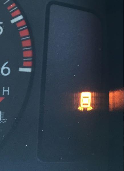 トヨタのトヨエースに乗っているのですが、メーターパネル内の表示ランプが突然光だしました。 何を表しているのかわかる方教えていただけますでしょうか。