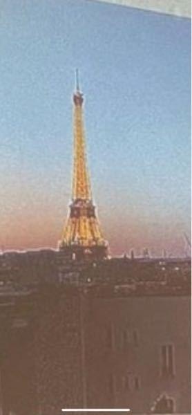 これって東京タワーですか?