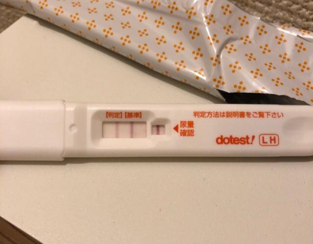 産み分けで女の子希望です。 今日の20時ごろ排卵検査薬をするとこの結果になりました。 今日...