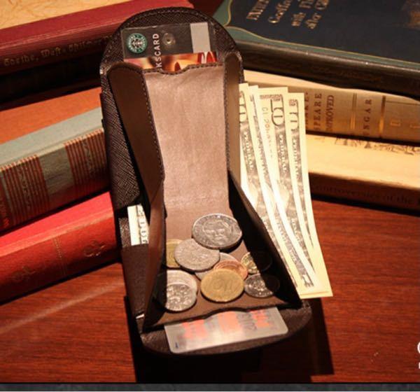 この財布 使い勝手良さそうに見えますか? 見た目はどうですか?