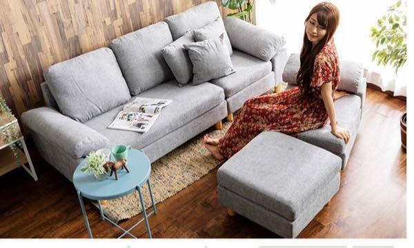 このソファーに 白いラグは合いますか? おすすめラグなどありましたら教えてください よろしくお願いいたします