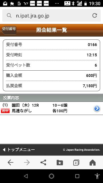 門別11レース 10―1.2.3.11 なにかいますか?