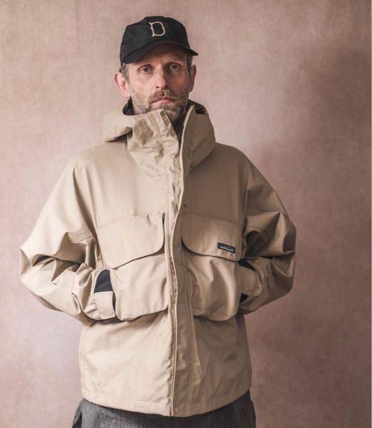 このモデルが着用してるパタゴニア のジャケットの名前分かる方いらっしゃいますか。