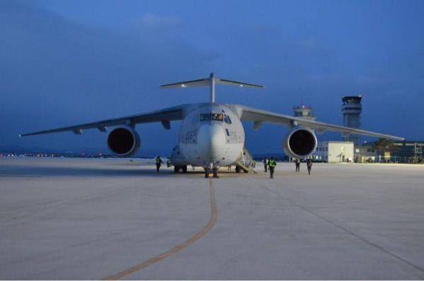 C-2が羽田空港に来る事はありますか?