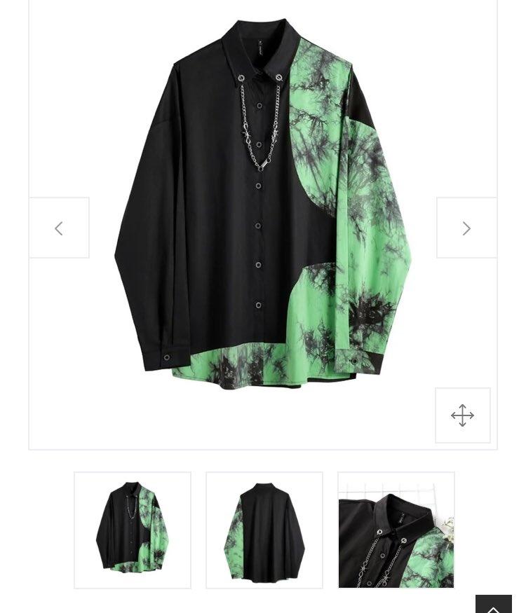 この服ってなんて調べたら出てきますか?