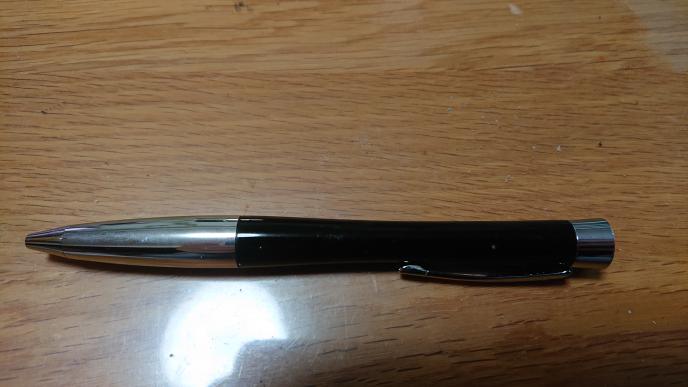これはどこのペンでしょうか? 分かる方いませんか? 自分の名前がかいてあります