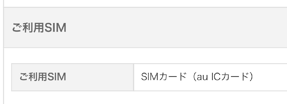 教えてください。 au iPhone13proを購入します。 現在au iPhone7plusを使用していますが SIMカードは問題ないでしょうか?? 購入した時、SIMカード(au ICカード)を選択したようなのですが… 問題なく使えるか教えてください!