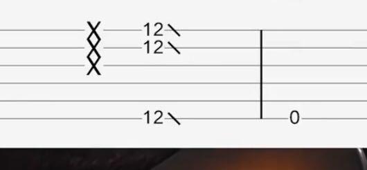 ジミーヘンドリックスのlittle wing の冒頭の12フレットの弾き方がわかりません。 1.2弦は弾けます。6弦をどう弾けばいいのか分かりません。 演奏の説明動画も別段取り上げることもなく一気に弾いて何度見ても分かりません。 教えてください