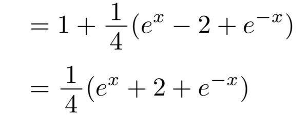 数学の問題についてです なぜ写真のような式に変化するのか教えて頂きたいですよろしくお願い致します