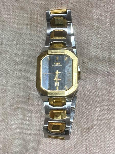 スイス製テクノス時計、中古で6000円でかいました。新品だといくら位しますか?