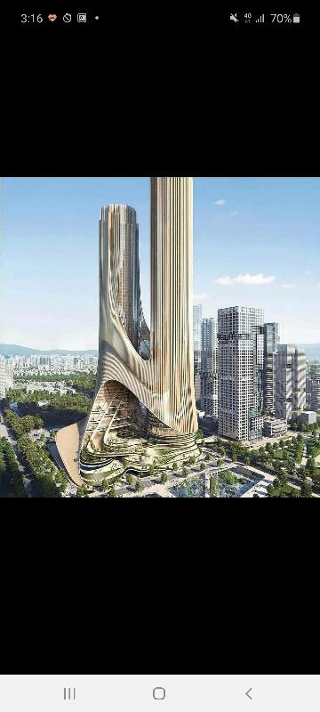 深圳にあるこの建物はなんですか?