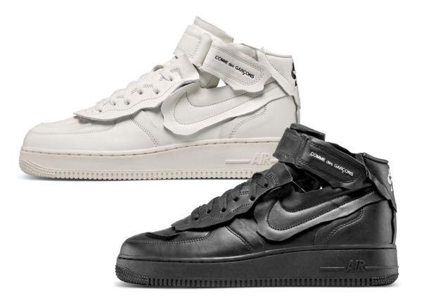 comme des garconsとnikeのコラボのこの靴は、1番小さいサイズ(レディース)で何センチから売っていたかわかる方いませんか?