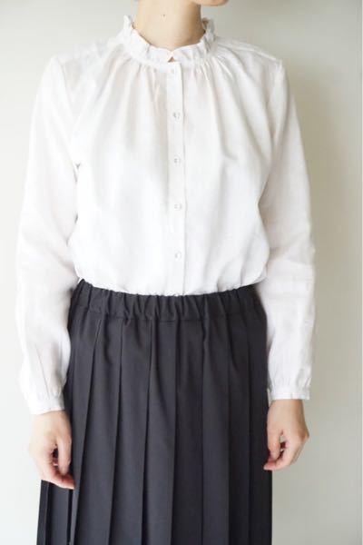 こーゆー服って襟付きシャツとは言わないですか?