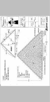 画質が悪くて編み図が見にくくて、編みかたがよくわかりません(;_;) この編みかたがわかる方がいたら教えてください m(_ _)m