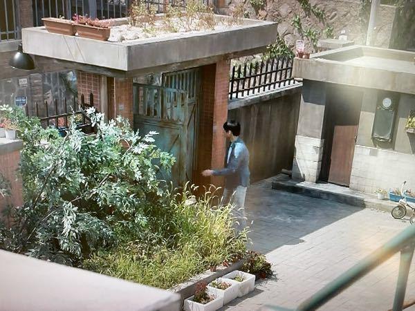 韓国にこういう玄関は都会でなければ普通にありますか? それとも古い玄関で今はもうないですか?