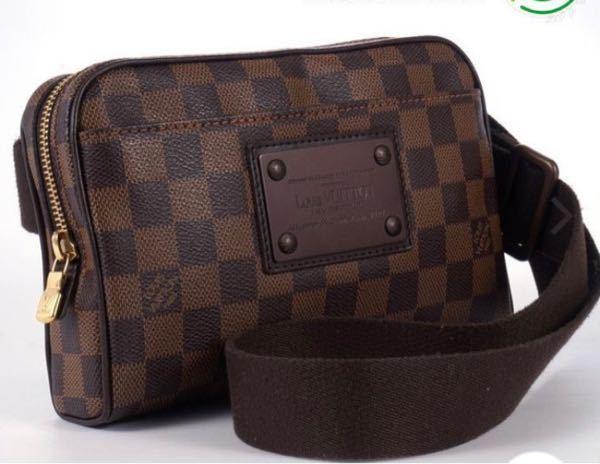 ヴィトンのバムバッグブルックリンについて。 使用したことがある、持っている方に質問です。 このカバンにヴィトンの長財布(ジッピーウォレット)は入りますか?