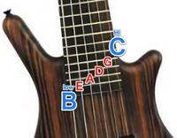 いつの日にか5弦ベースデビューする時の為に、という理由から、前々から買い置きしておいた2本の安物の中古5弦ベースをそろそろ弾き始めようと思い始めたところです。 . そこで教えて頂きたい事は、5弦目にローBの弦を張ってあるほうで始めるべきなのか、それとも1弦目にハイCの弦を張ってあるほうで始めるべきなのか、どちらの5弦ベースを先に手に取るほうが賢明なのかを知りたいと思っています。  特に...