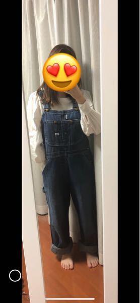 メンズの服ですが大きいですか? 違和感ありますか?