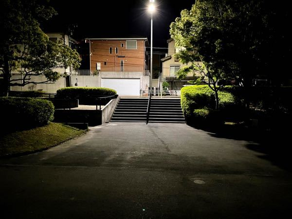 この街灯の明るさはどれくらいですか? 一応ないともーはオフにしています