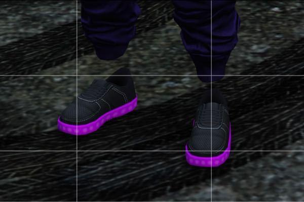gta5について質問です この靴のGETの仕方教えてください
